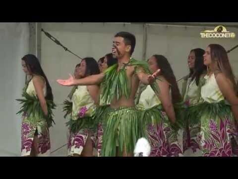 Polyfest Niue Stage - Avondale College