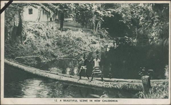 Bridge in New Caledonia