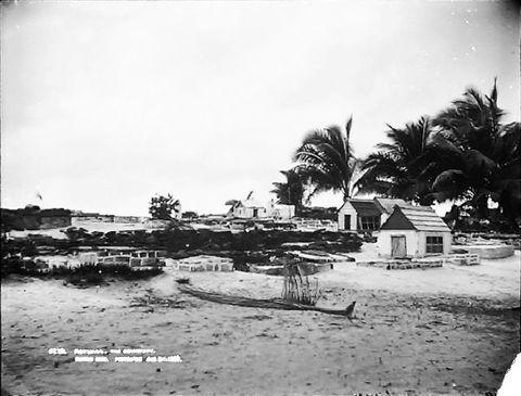 Rotuma, the Cemetery
