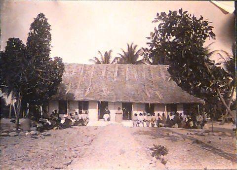 Mission House, Arorai (sic)
