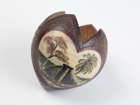 Coconut container