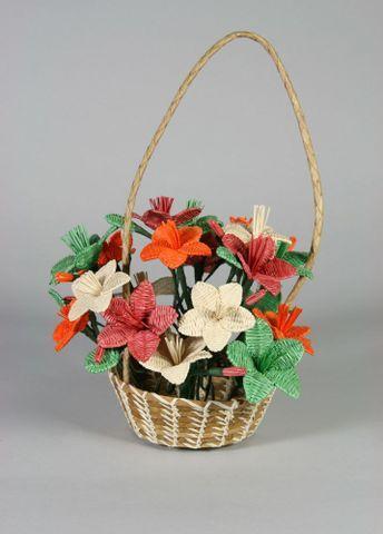 Iep in Ut (basket of flowers)