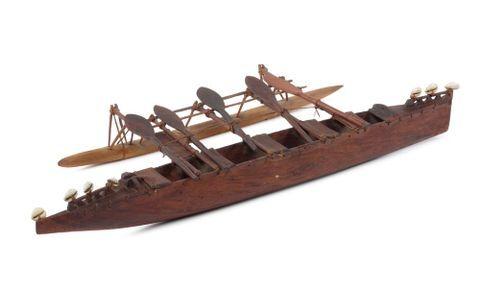 Vaka (model canoe)