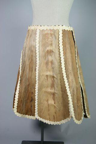 Coconut skirt