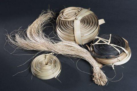 Rito (Coconut leaf fibre)
