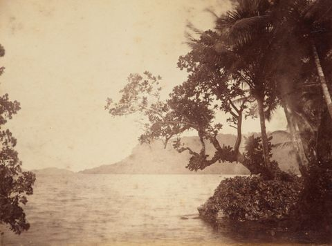Pohnpei. From the album: Views in the Pacific Islands