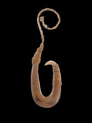 Matau (fish hook)