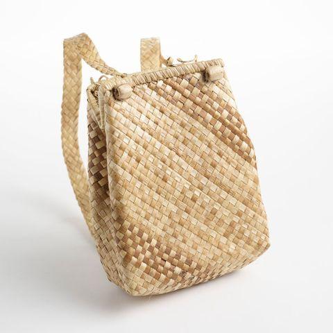 Basket ( backpack style)