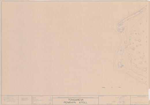 Tongareva, Penrhyn Atoll (Sheet 2)