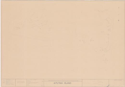 Aitutaki Island (Sheet 2)