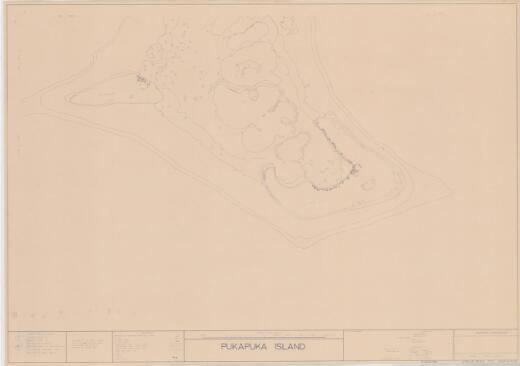 Pukapuka Island (Sheet 2)