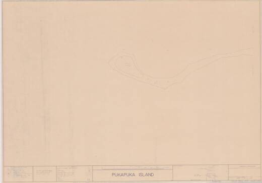 Pukapuka Island (Sheet 3)