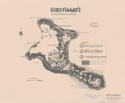 Kiritimati (Christmas Island)