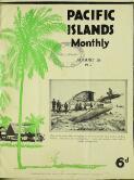 UNEASY SAMOA. (26 August 1932)