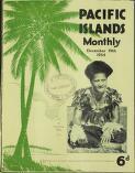 JONAS M. COE Interesting Pacific History (19 December 1934)