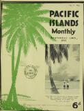 PACIFIC ISLANDS Monthly (24 September 1935)