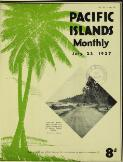 PACIFIC ISLAND) Monthly (23 July 1937)