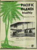 JAPANESE AIRLINE EXTENDS Strategic Palau-Dilli Service Commences This Month (15 November 1941)