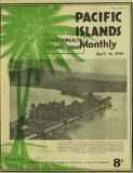 MARSHALLS AND CAROLINES New Industries :: 100,000 Japanese There (16 April 1940)