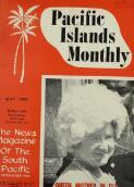 Pacific Shipping And Cruising Yachts NEW ZEALAND HELP FOR COOK ISLANDS HARBOUR PROJECTS (1 May 1966)