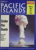PACIFIC ISLANDS MONTHLY (1 October 1990)