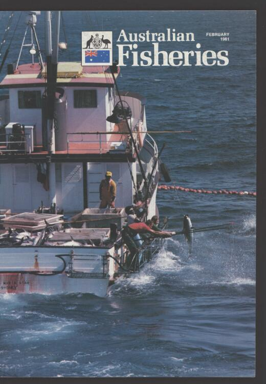 Fisheries laws in the Torres Strait (1 February 1981)