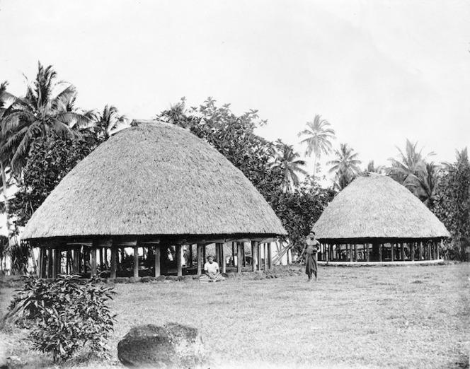 Samoan houses