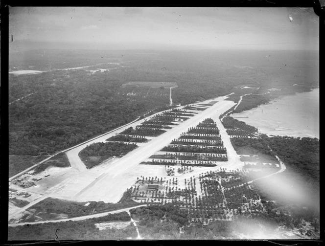 Pallikulo airstrip, Espiritu Santo, Vanuatu