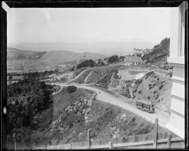 Central Park and Brooklyn Road, Wellington
