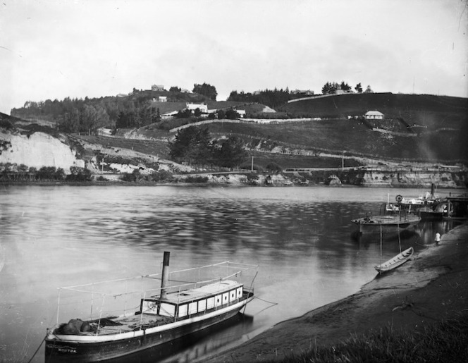 Whanganui River and Durie Hill