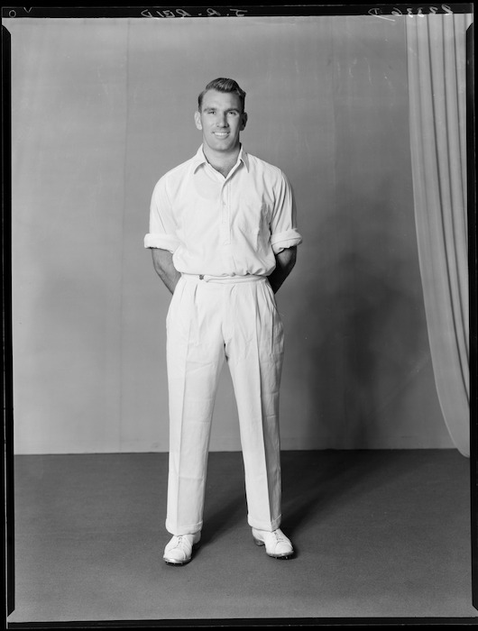 Mr John Reid, Wellington Cricket representative