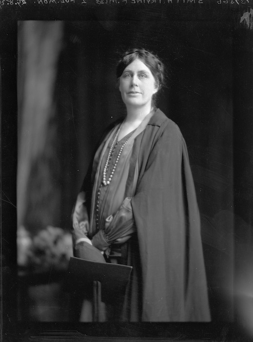 Fanny Louise Irvine-Smith