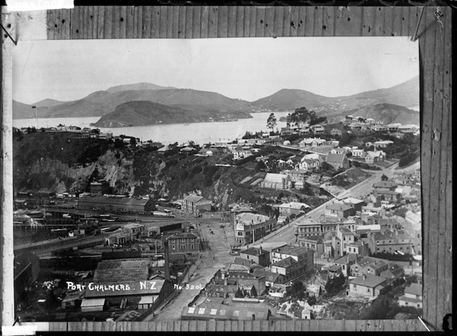 General view of Port Chalmers
