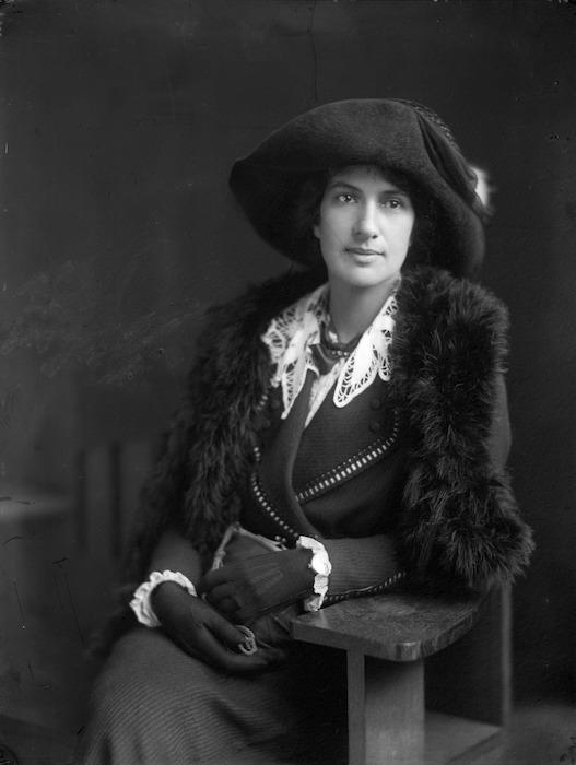 Lady Mildred Amelia Tapapa Woodbine Pomare