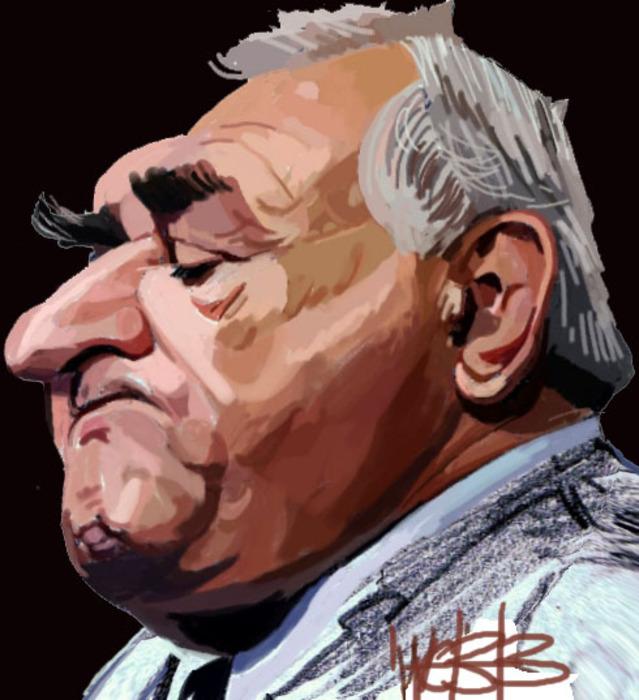 Webb, Murray, 1947- :Dominique Strauss-Kahn. 17 May 2011