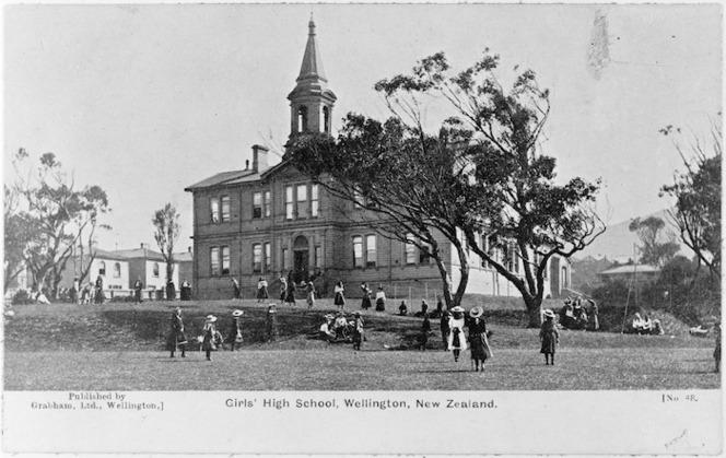 Wellington Girls' High School