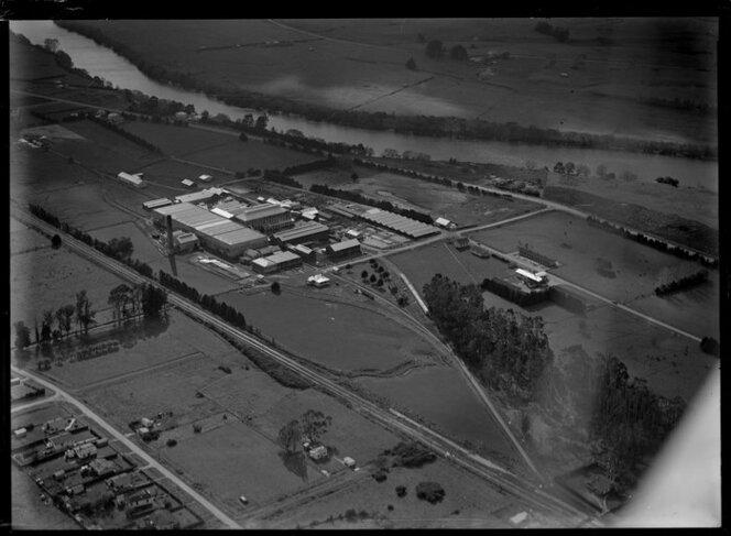 Factory, Horotiu, Waikato