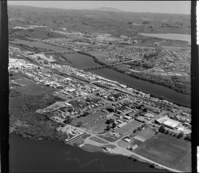 Huntly, Waikato
