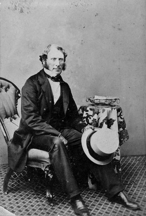 Batchelder & O' Neill :Portrait of Edward Dobson
