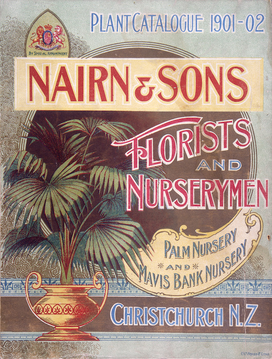 Nairn and Sons, florists and nurserym    | Items | National