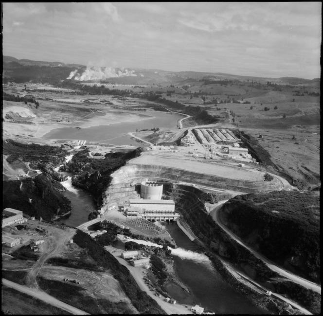 Aratiatia hydro project