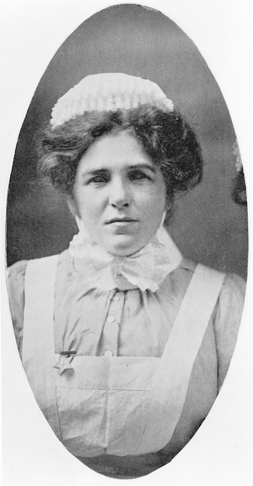 Lizzie Ida Grace Willis