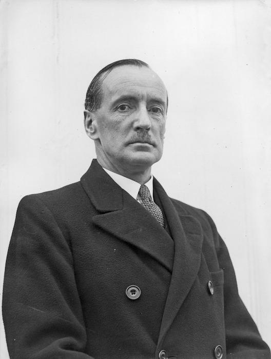 Portrait of Joseph Bernard Dawson