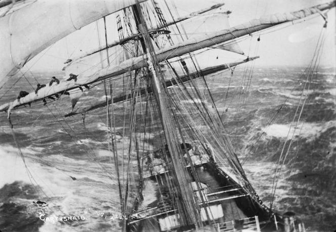 Ship Garthsnaid