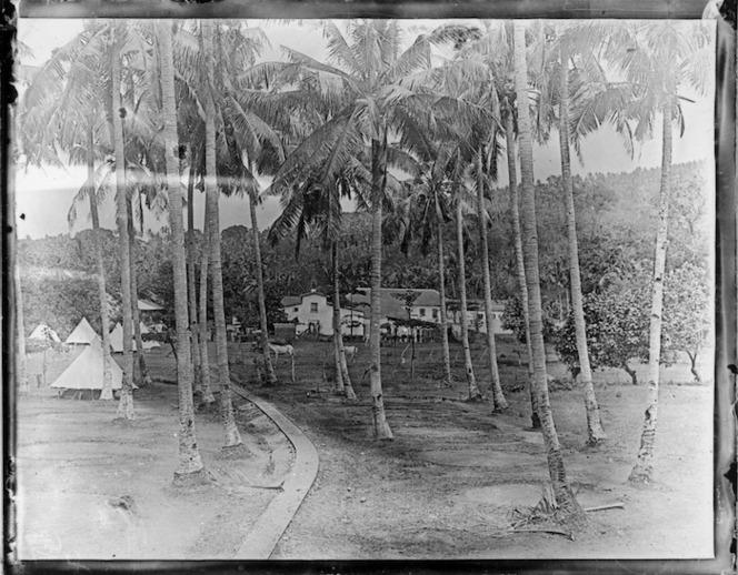 Jail in Apia, Samoa