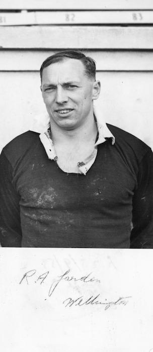 Ronald Jarden