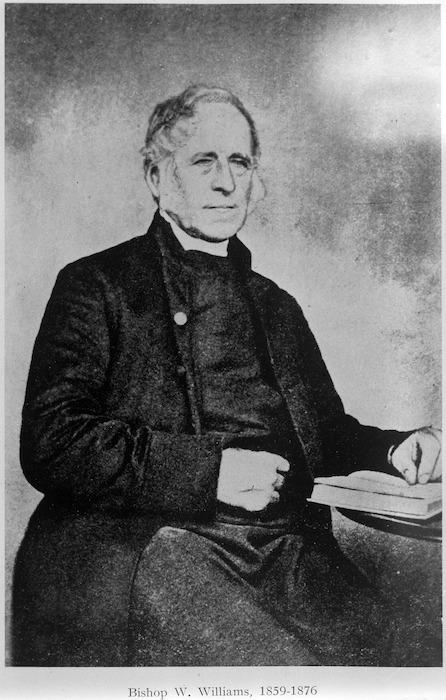 Bishop William Williams