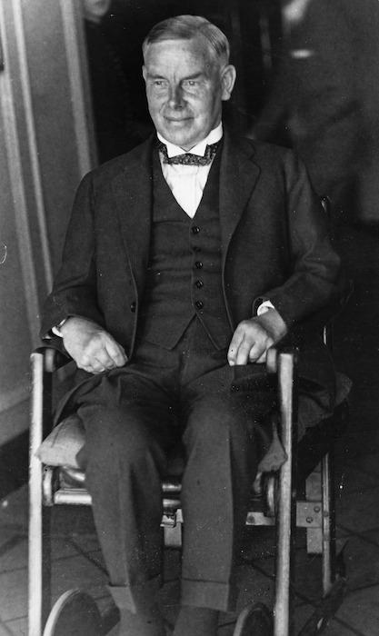 Portrait of William Downie Stewart
