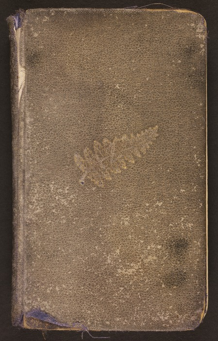 Hankins, Clarence Albany, d 1952 : Diary