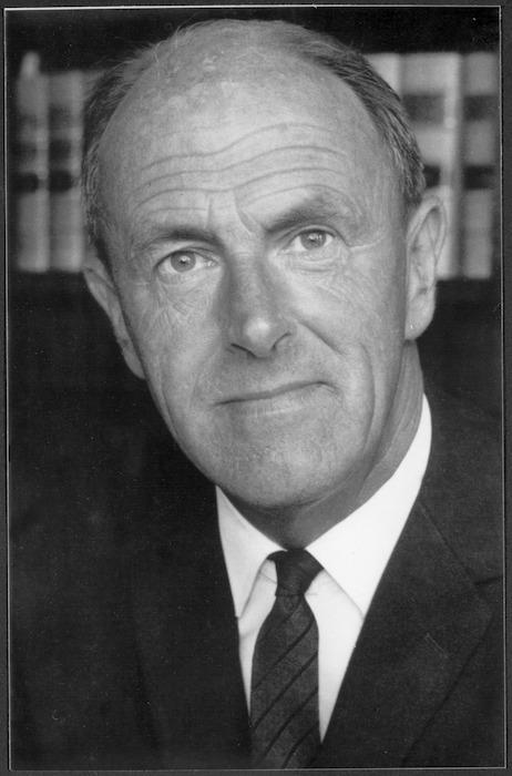 Wild, John :Photograph of Herbert Richard Churton Wild, 1912-1978